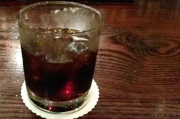 Bacardi Vanilla Rock Cola
