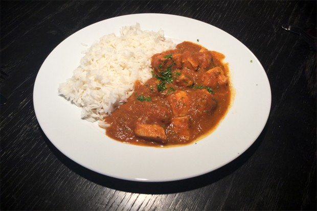Hühnchen-Curry
