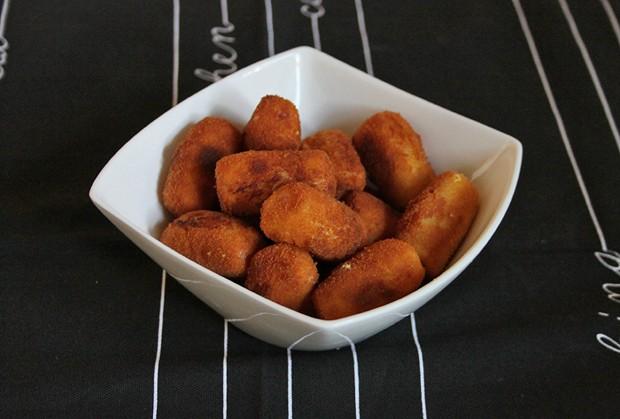 Kartoffel-Kroketten