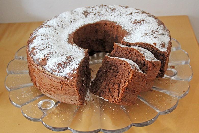 Kakao-Rum-Kuchen