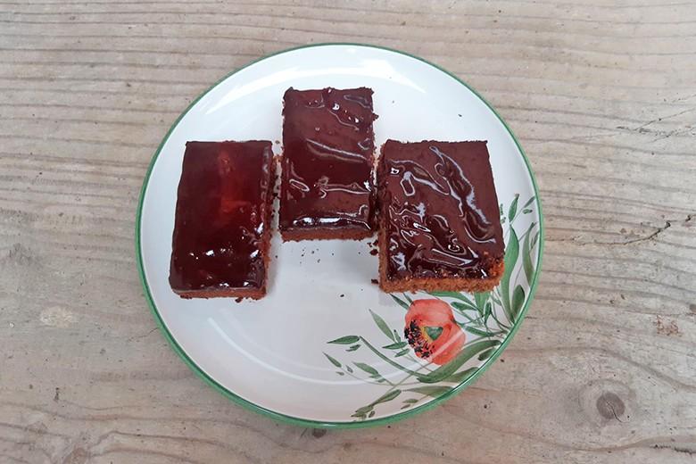 Schoko-Blechkuchen