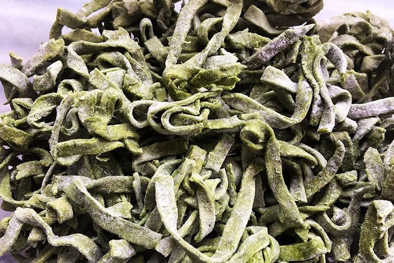 Bärlauch-Nudeln-Grundrezept