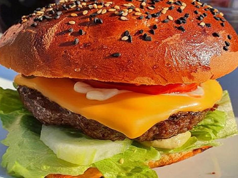 Hamburger- oder Hot Dog Buns