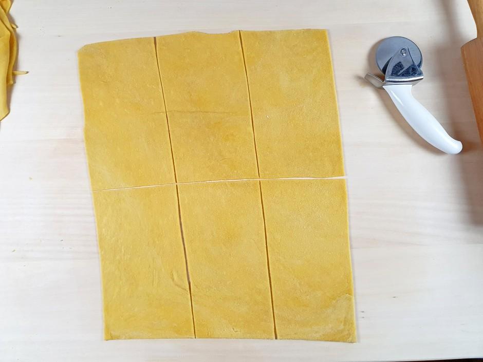 Lasagneblätter selbstgemacht