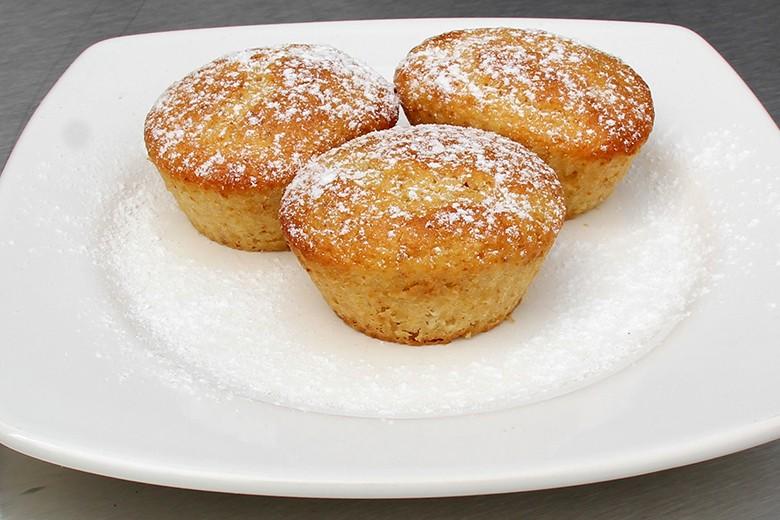 Zitronen-Nuss-Muffins