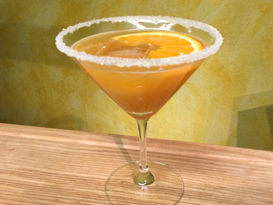 Orange-Amaretto