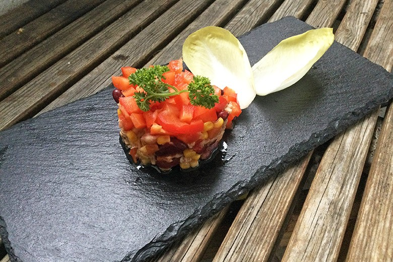 Mexikanischer Thunfischsalat