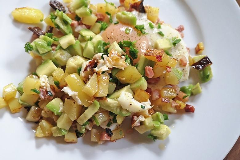 Kartoffel-Frühstück